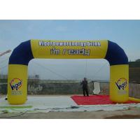 Wholesale Durable 6m X 4m Logo printed Advertising Inflatable Arch For Events from china suppliers