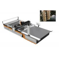 Wholesale Stainless Steel Cutting Head Automatic Cloth Cutting Machine 16 - 25kw Power from china suppliers