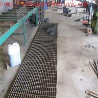 Wholesale Galvanized 50 x50 x 5mm steel grating for building material/Galvanized Steel Grating/hot-dipped galvanized bar grate from china suppliers