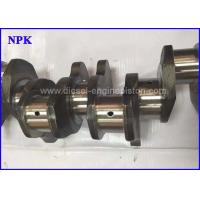 Wholesale ME300086 Mitsubishi Diesel Nodular Iron Crankshaft , Outboard Crankshaft Repair 6D34 from china suppliers