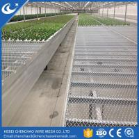 greenhouse rolling benches seedbed systems for commercial greenhouse