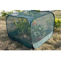Wholesale Dark Green Durable Pop Up Garden Shade Netting Cage Heavy Duty Transparent Cover 12 KGS Each in an oxford from china suppliers