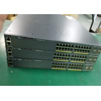 Buy cheap Catalyst 2960-XR 24 GigE Second Hand Cisco Network Switch 4 X 1G SFP IP Lite from wholesalers