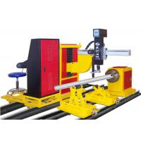 Wholesale Energy Efficiency Cnc Automatic Pipe Cutting Machine For Intersection Cutting from china suppliers