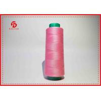 Wholesale Raw White 60GS / Cone Spun Polyester Thread Semi - Virgin Eco - Friendly from china suppliers