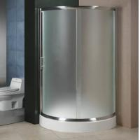 Wholesale Intellegent Glass Shower Partition / Privacy Glass Shower Room For Hotel from china suppliers