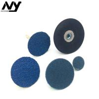 Wholesale Angle Grinder Roloc Sanding Disc For Aluminum Sealant Corrosion Removal Moisture Resistant from china suppliers