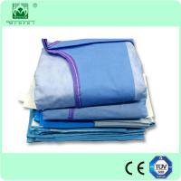 Wholesale Wholesale Disposable sterile surgical C-section pack/caesarean pack from china suppliers