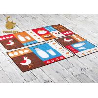 Wholesale Polyester Chenille Rectangular Floor Mat / Rug For Furniture Moving Protection from china suppliers