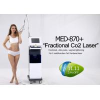 Wholesale Multifunction Co2 Fractional Laser Machine For Acne Scar / Strech Mark Removal from china suppliers