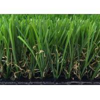 Wholesale Kids Playing 30MM Outdoor Artificial Grass Carpet , Fake Garden Grass from china suppliers