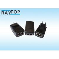 Wholesale 48W 24V RJ45 PoE Power Adapter Output Port Power Cable Included For Telecom Charger from china suppliers