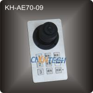 Buy cheap Metallic PTZ control keyboard from wholesalers