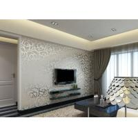 Quality Modern Fashion Plant Fiber Particle Wallpaper 0.53*10m/roll wholesaler Exporter China for sale