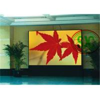 Wholesale Fixed Installation Waterproof LED Screen Regular Steel Or Aluminum Cabinet from china suppliers
