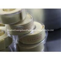 Wholesale Long Service Life Garniture Kevlar Fabric Tape For Tobacco / Cigarette Machine from china suppliers