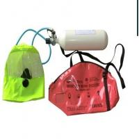 Wholesale 15mins safety fire fighting equipment eebd with full face mask from china suppliers
