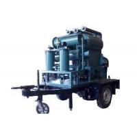 Wholesale Mobile and Portable High Vacuum Transformer Oil Purification Systems from china suppliers