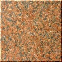 Wholesale Tian Shan tianshan Red G402 Flamed , Honed polished granite slabs / tiles from china suppliers