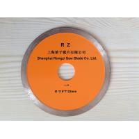 Wholesale 115mm Continous Rim saw blade professionally for tiles from china suppliers