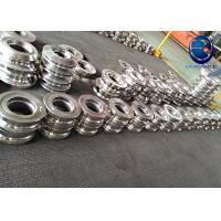 Wholesale 1.2379 Materials High precision stainless steel tube mill rolls for tube mill machine from china suppliers