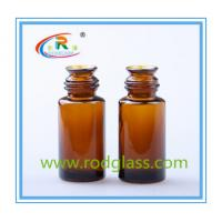 Wholesale 10ml amber sample glass bottle for flavour,fragrance from china suppliers