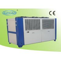Buy cheap Free Standing Air Cooled Water Chiller For High Frequency Machine Cooling from wholesalers