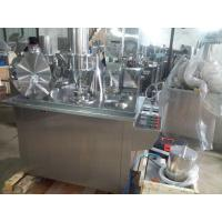 Wholesale Semi Auto Capsule Filling Machine Stainless Steel For Powder And Granule from china suppliers
