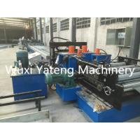 Wholesale Fully Automatic Galvanized Steel Cable Tray Manufacturing Machine With Hydraulic Punching from china suppliers