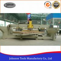 Wholesale Automatic Marble / Granite / Stone Cutting Machine High Precision from china suppliers