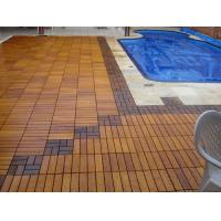 Buy cheap High-end Garden Outdoor IPE Decking Tiles for Hotel or Private Swimming Pools from wholesalers