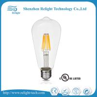 Wholesale Replacement E26 60w ST64 LED Grow Lamps Vintage Edison Bulb Warm White from china suppliers