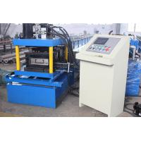 Wholesale 2-4mm Thickness Galvanized Steel  C Purlin Roll Forming Machine High Speed Durable Automatic from china suppliers