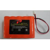 Wholesale 12V 600mAh aa nicd battery , ni cd rechargeable batteries KS KFI Emergency lighting from china suppliers