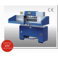 Quality Digital Printing / Graphic Express Printing Unit Hydraulic Paper Cutting Machine for sale