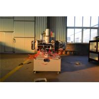 Wholesale High Speed Semi Automatic Blow Moulding Machine  , Hydraulic Plastic Moulding Machinery from china suppliers