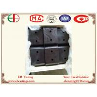 Wholesale Ni-hard 4 Mixer Blade Parts with Lost Wax Process EB35002 from china suppliers