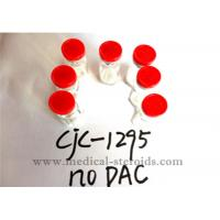 Wholesale White Human Growth Hormone Peptide CJC1295 Without DAC CAS 863288-34-0 from china suppliers