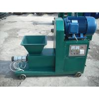 Quality Kenya market popular briquette charcoal making machine with small invest for sale
