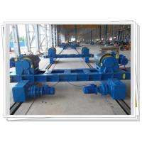 Wholesale Auto PU Wheel Pipe Welding Rotator VFD Control With Motorized Bogie from china suppliers