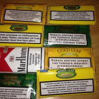 Wholesale 50g Zipper Virgina Tobacco Pouch Bags Cigar Humidor Bag Green Custom from china suppliers