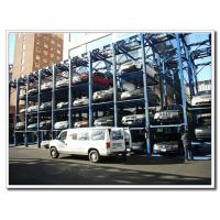 Wholesale Multilevel Car Parking Equipment 2 3 4 Floor Smart Car Lift Parking System Quad Stacker from china suppliers
