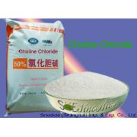 Wholesale 50% Pure Feed Grade Vitamins Powdered Choline Chloride Silica Carrier STE-CC50SP from china suppliers