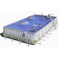 Wholesale Giant Commercial Inflatable Swimming Pools / Water Pool Games Customized Color and Size from china suppliers