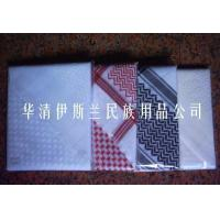 Wholesale Arab pure cotton jacquard scarf from china suppliers