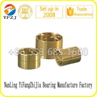 Wholesale Customized Self-lubricating Bronze Bushing Thin Wall Bearing Copper Bushing Sleeve Type from china suppliers