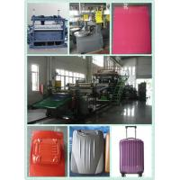 Wholesale PC luggage sheet machine from china suppliers