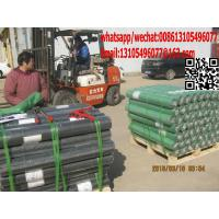 Wholesale PP black plastic ground cover /vegetable garden weed mat/silt fence/landscape mat from china suppliers