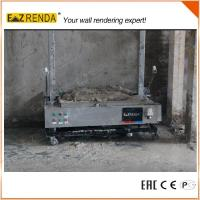 Wholesale Multi Purpose Plaster Rendering Machine , Concrete Sprayer Machine For Construction from china suppliers