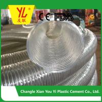 high quality reinforced industrial hoses